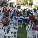 President's BBQ on the Lawn – Main Campus