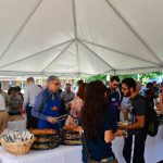 President's BBQ on the Plaza – Downtown Campus